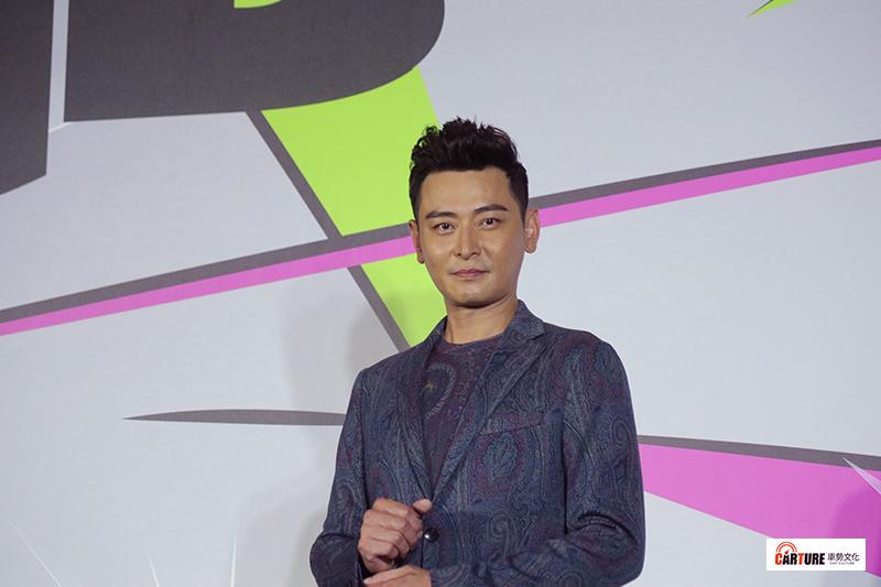 《第55屆電視金鐘獎》第一階段主持人陳冠霖。