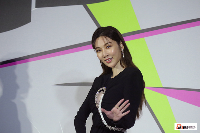 《第55屆電視金鐘獎》第一階段主持人曾莞婷。