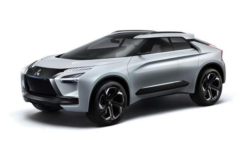 e-Evolution概念車