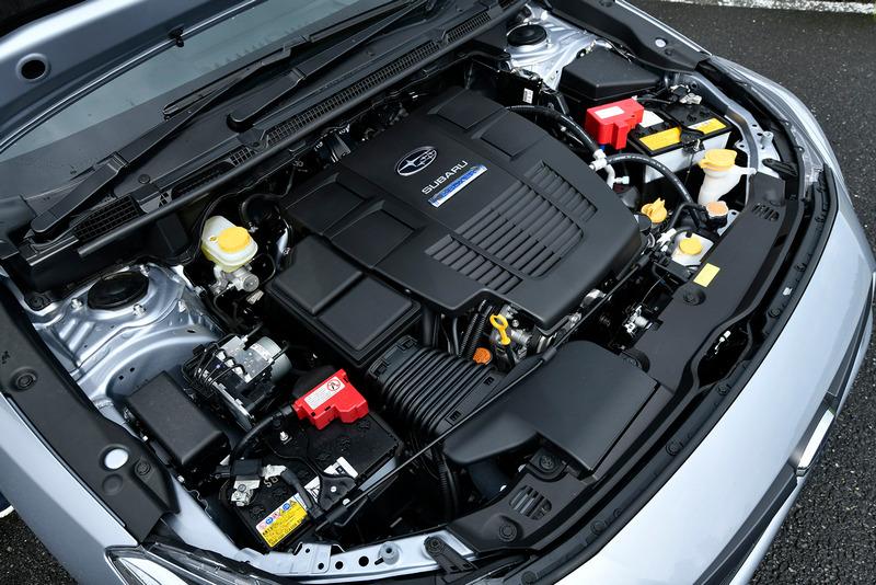 Impreza e-Boxer動力有著145hp/19.2kgm與電動馬達13.6hp/6.6kgm表現。