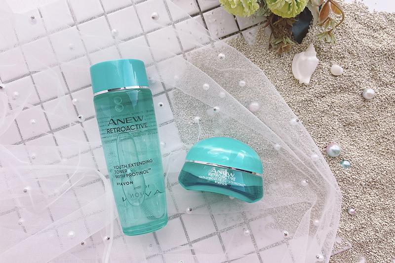 Avon雅芳Anew新活海洋元素系列兩大新品修護過勞肌