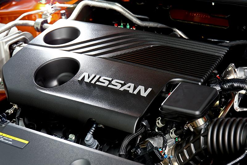 1.6升自然進氣引擎具有媲美對手1.8升的138hp/17.2kgm輸出。