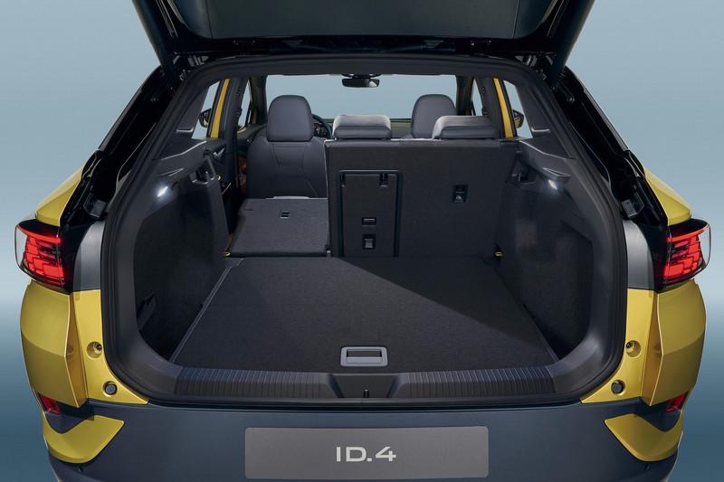 行李廂擁有543~1,575公升置物容積。