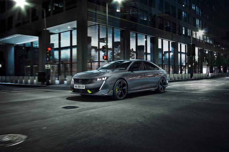 Peugeot日前發表508 Sport Engineered。