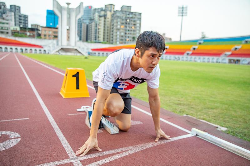 《全明星運動會》胡宇威成為男生組的「狀元」。