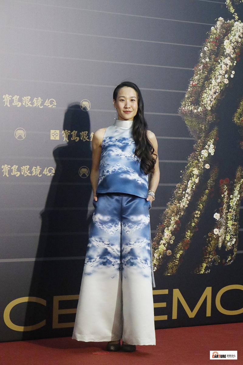 《第31屆金曲獎》星光大道-米莎。