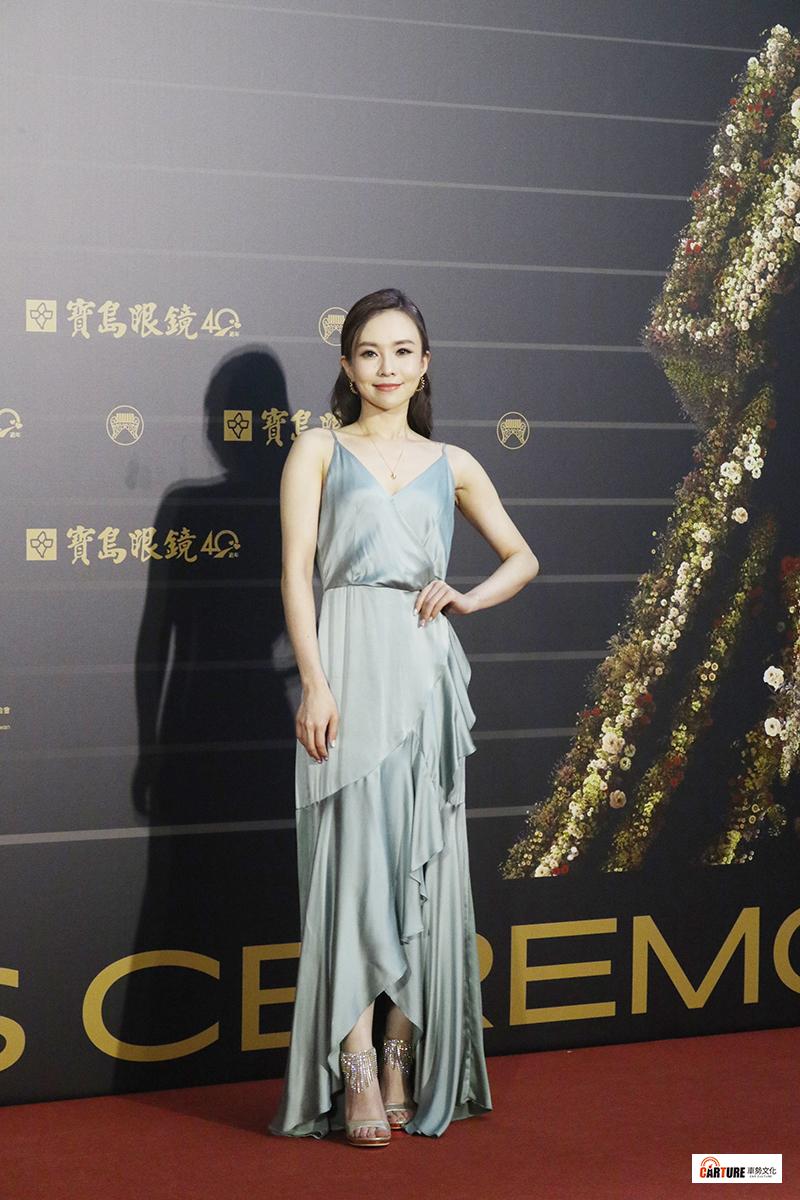 《第31屆金曲獎》星光大道-杜忻恬。