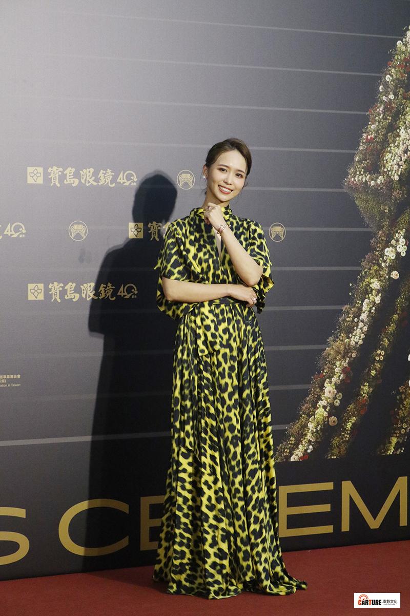 《第31屆金曲獎》星光大道-陳明珠。