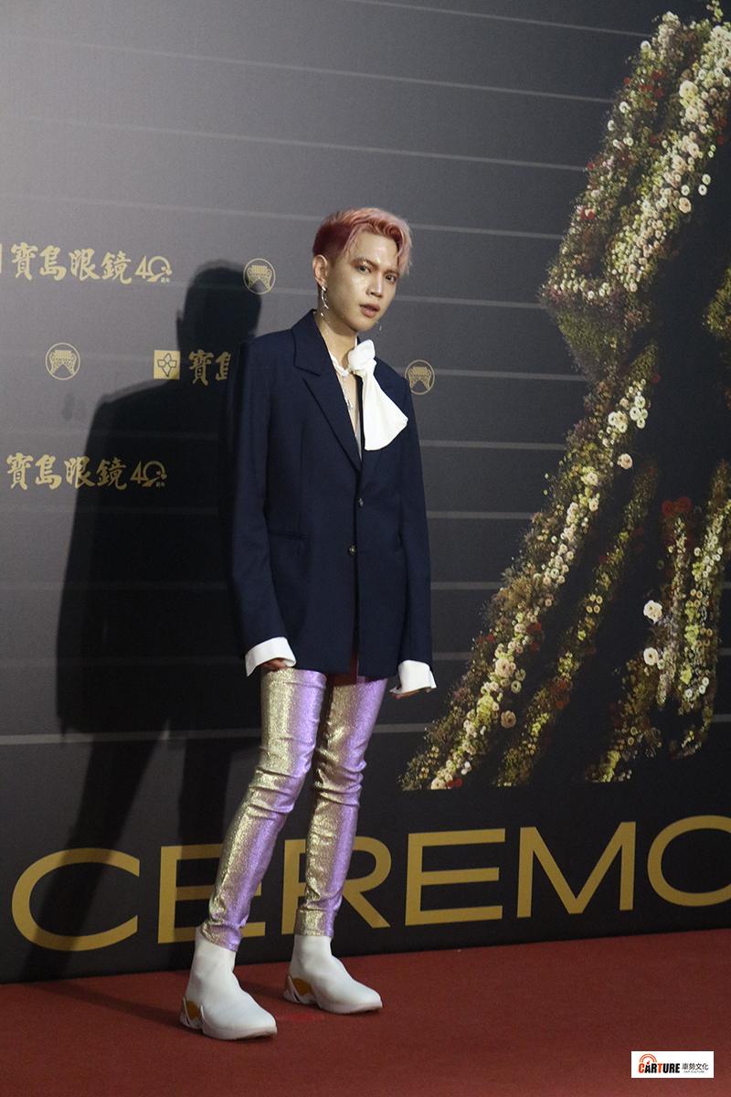 《第31屆金曲獎》星光大道-楊士弘。