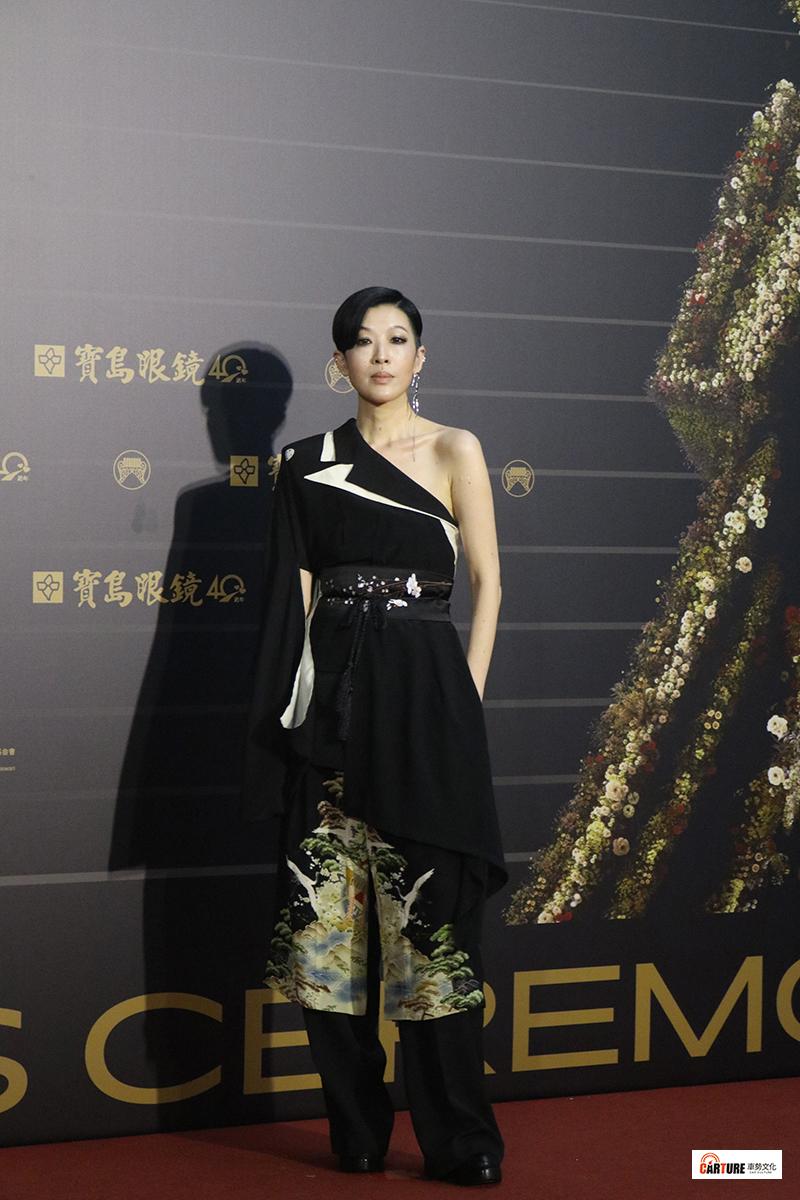《第31屆金曲獎》星光大道-陳珊妮。