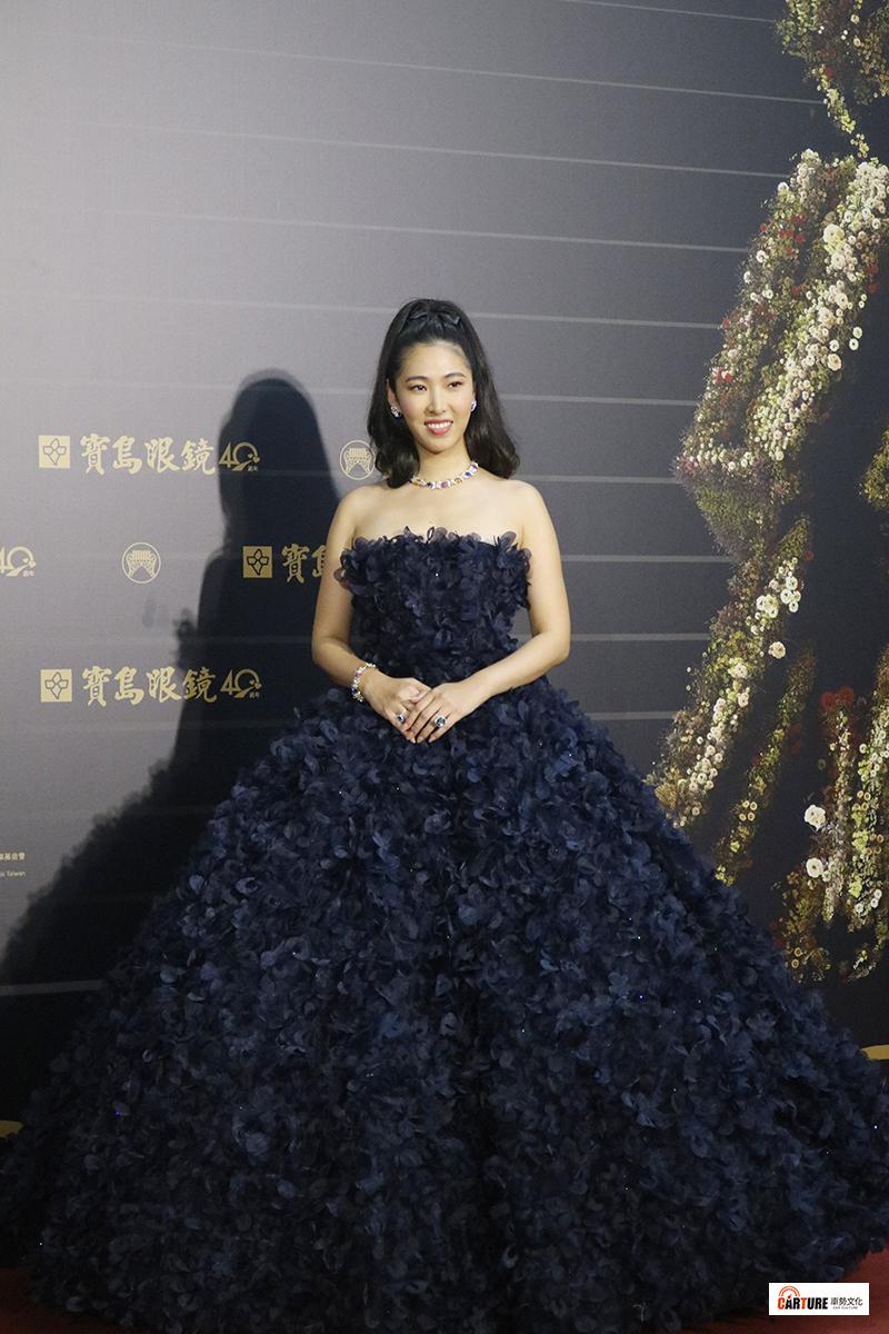 《第31屆金曲獎》星光大道-王若琳。