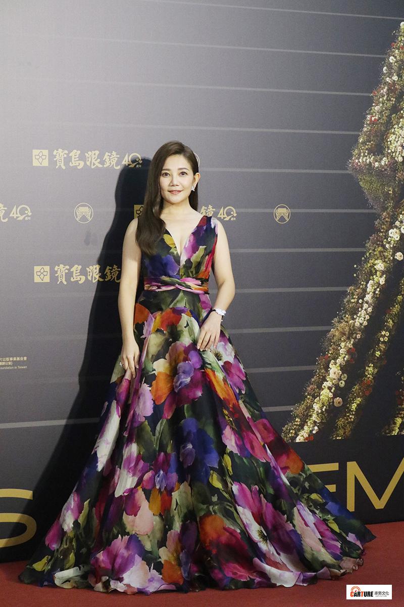 《第31屆金曲獎》星光大道-梁靜茹。