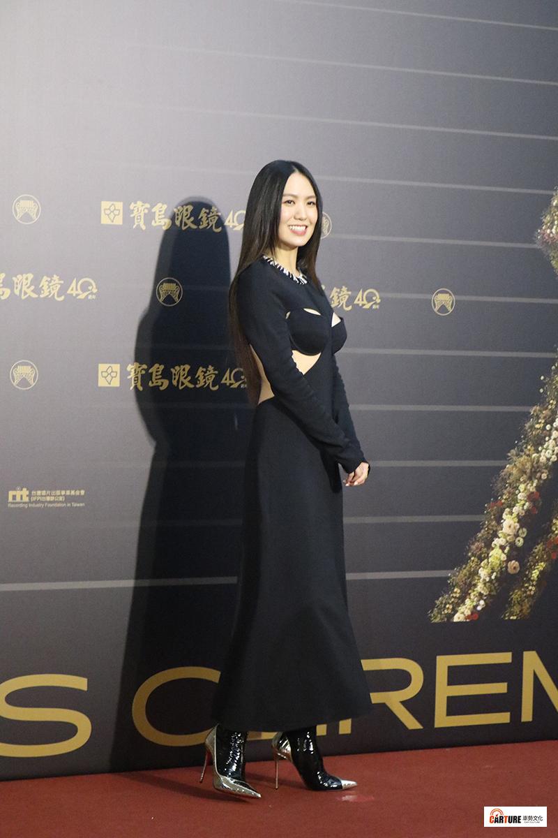 《第31屆金曲獎》星光大道-孫盛希。