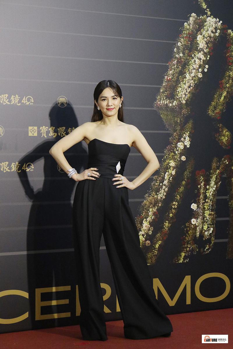 《第31屆金曲獎》星光大道-Ella陳家樺。