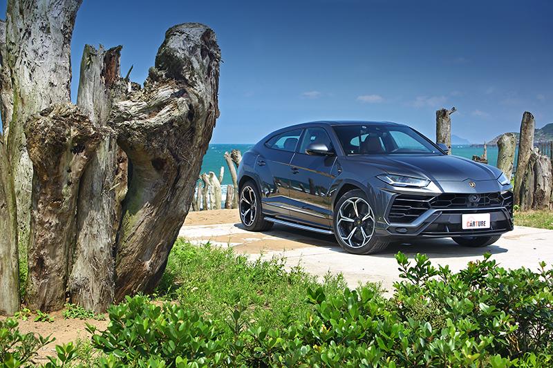 李唯楓夢想車款之一是Lamborghini Urus(示意圖)。/本站資料照片
