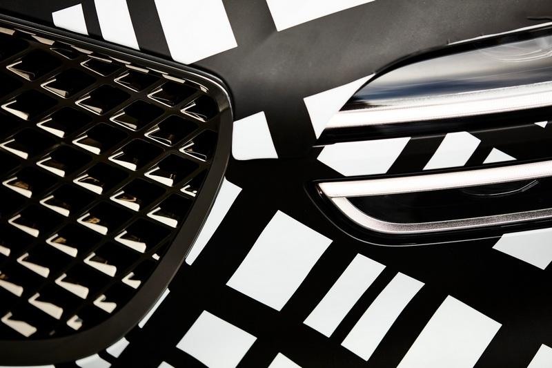 GV70應會搭載2.5升渦輪引擎,擁有300hp最大馬力輸出。