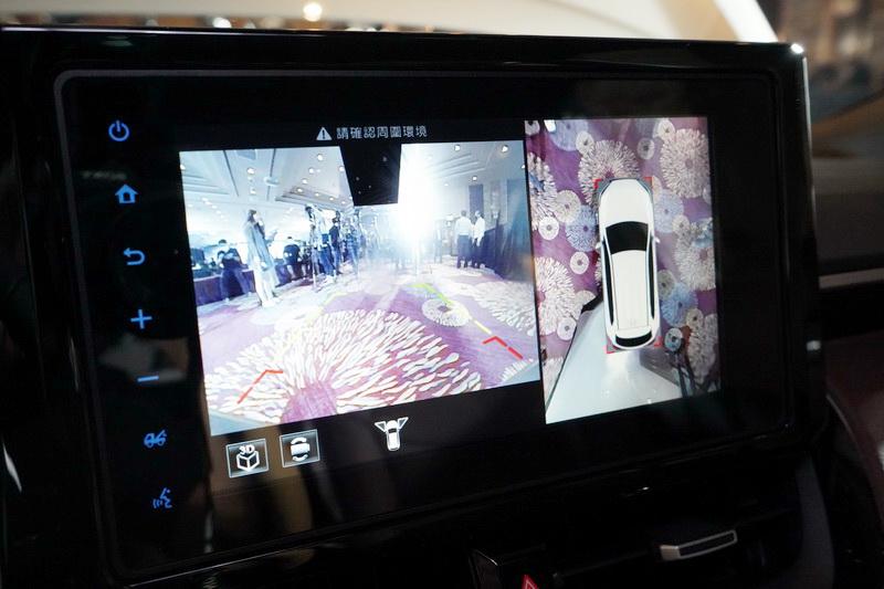 環景影像系統能大幅減少視覺死角提升安全性