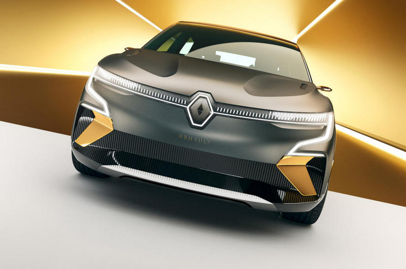 Megane eVision搭載Renault-Nissan-Mitsubishi聯盟CMF-EV平台打造。