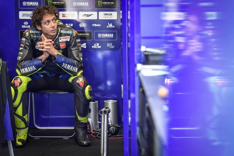 Rossi日前被確診出感染武漢肺炎。