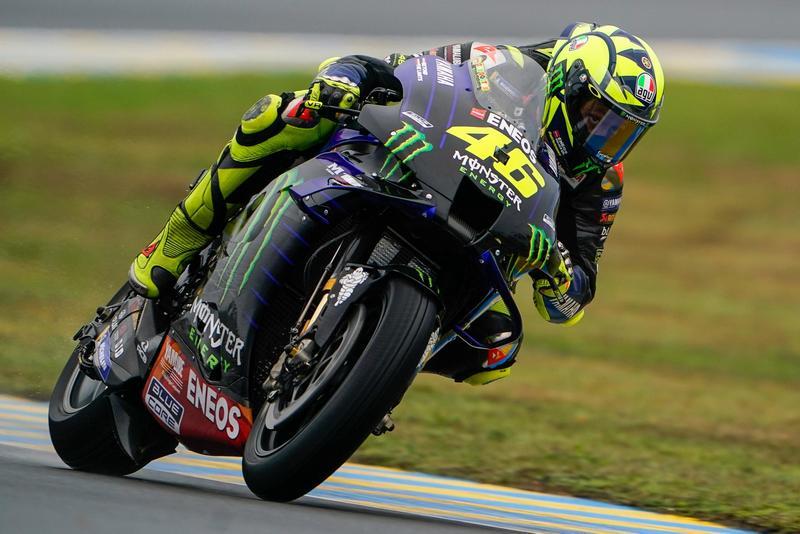 Rossi目前正在隔離因此無法出席本周亞拉岡賽事。