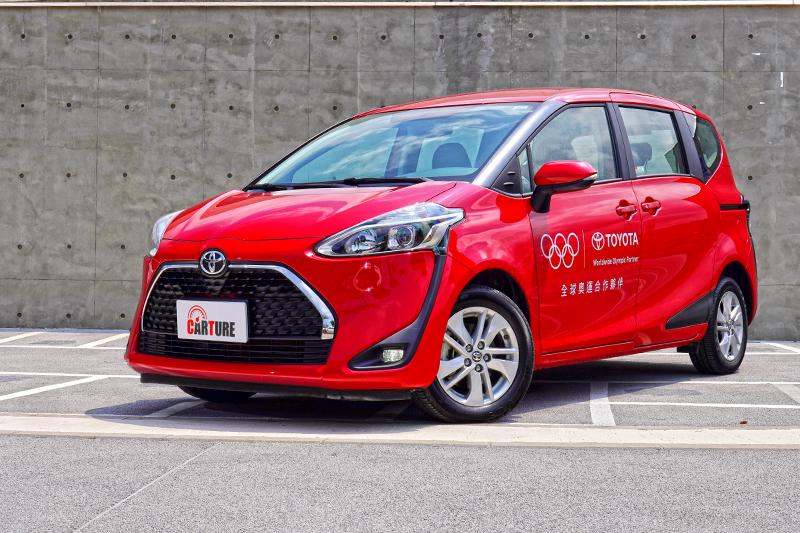 Toyota Sienta拜短車頭設計之賜軸距來到2,750mm,這般長度正式跨到SUV範疇