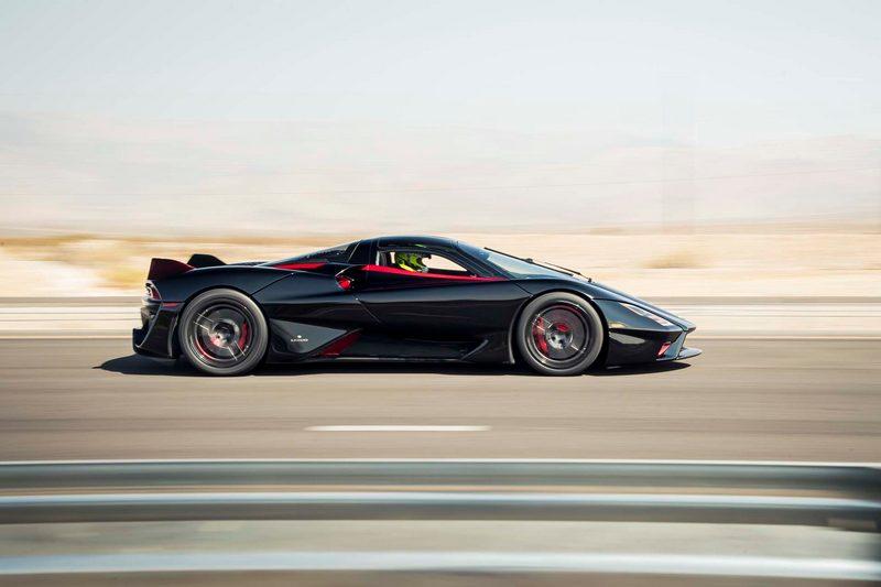 其中一趟以532.93km/h成功創新紀錄。