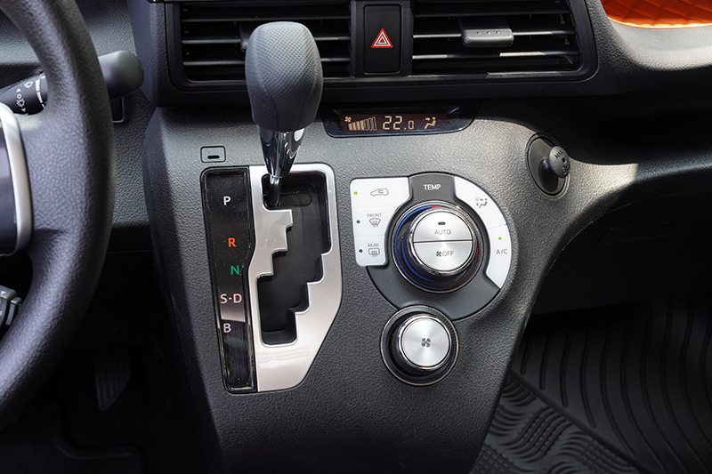 自然進氣引擎搭配CVT變速系統在日系車上較為常見。