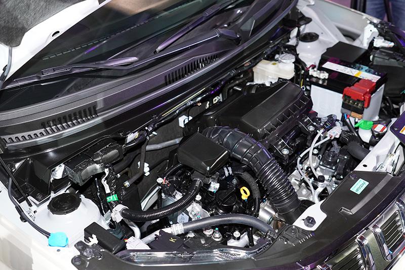 Hybrid輕油電動力整體效能更勝以往。