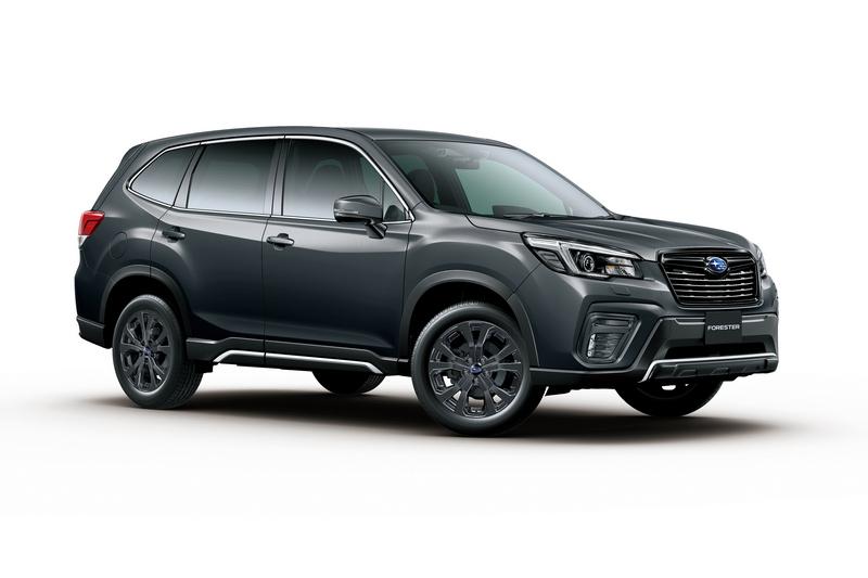 Subaru日前推出Forester Sport取代2.5升自然進氣車型。