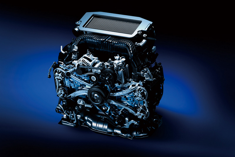 Forester Sport搭載車迷渴望的1.8升渦輪引擎。