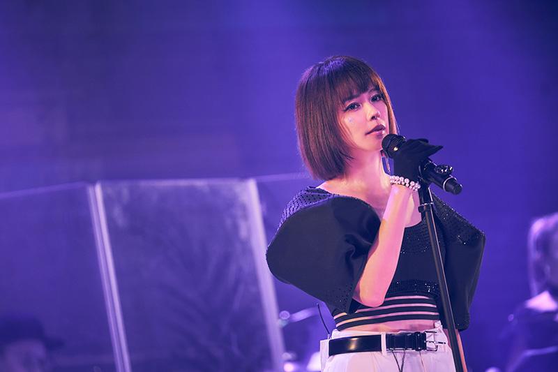 【車勢星聞】Vivian徐若瑄舉辦現場Live演出的「V Live音樂分享會」。/索尼音樂提供
