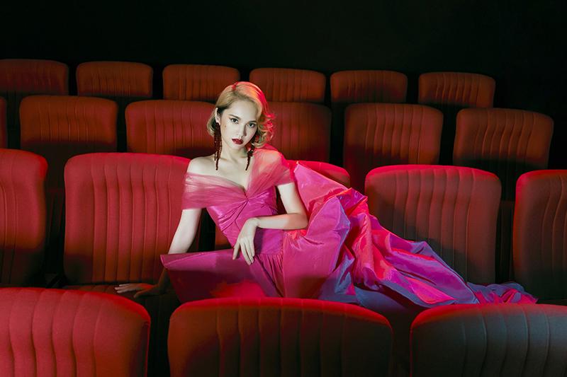 【車勢星聞】楊丞琳出道二十周年,推出充滿實驗性唱跳專輯《Like A Star》。/EMI提供