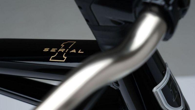 Harley-Davidson首款電動自行車Serial 1 eBicycle車名與設計都向1903年Serial Number One致敬。