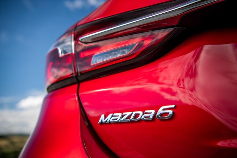 Mazda日前表示預計在2022年的新世代Mazda 6搭載直六引擎。