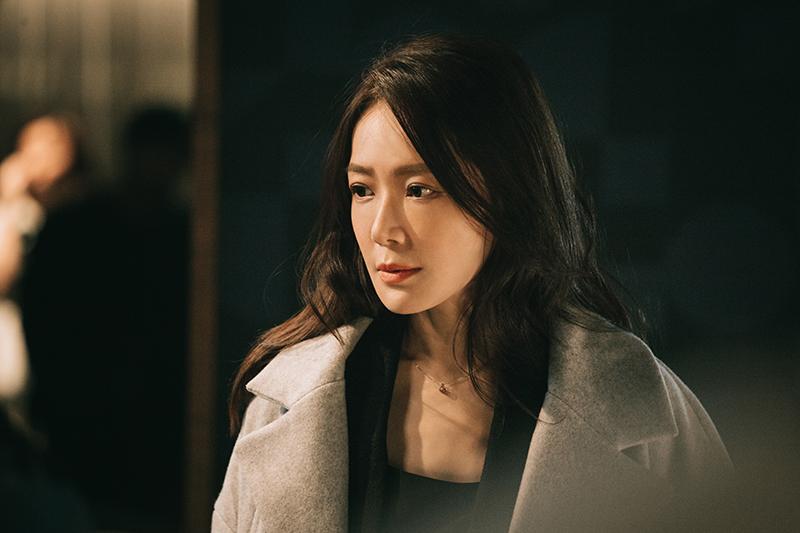 【車勢星聞】許光漢《別再想見我》MV中與尹馨的組合初次合作。(圖:何樂音樂提供)
