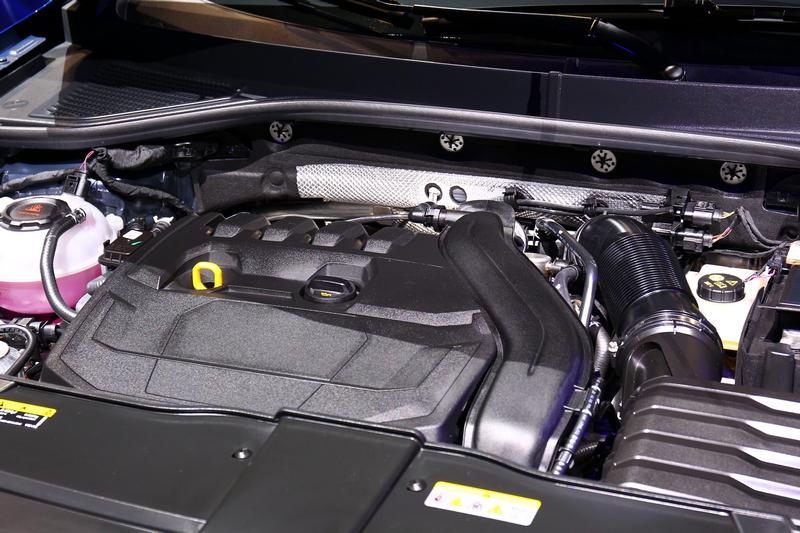 1.5 升 TSI 引擎最大馬力150ps與25.5kgm扭力,同時具備ACT 主動式汽缸休止管理系統。