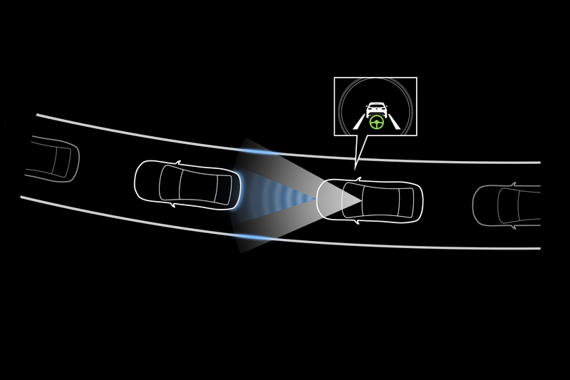 CTS車道維持輔助終於可支援高速域了。