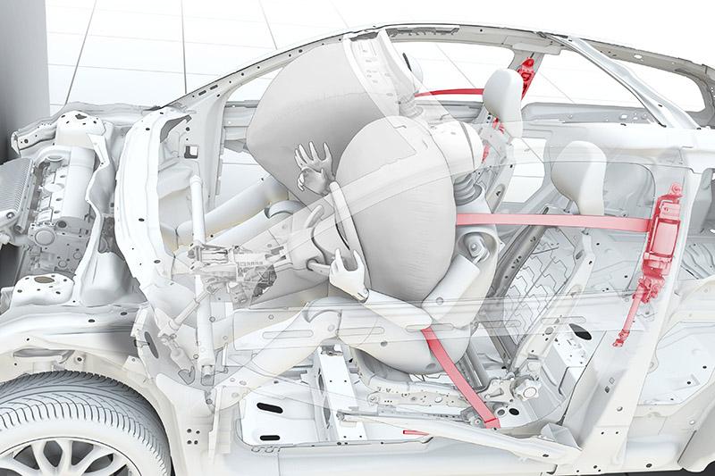 車輛各項安全科技再多,未繫安全帶都是枉然。