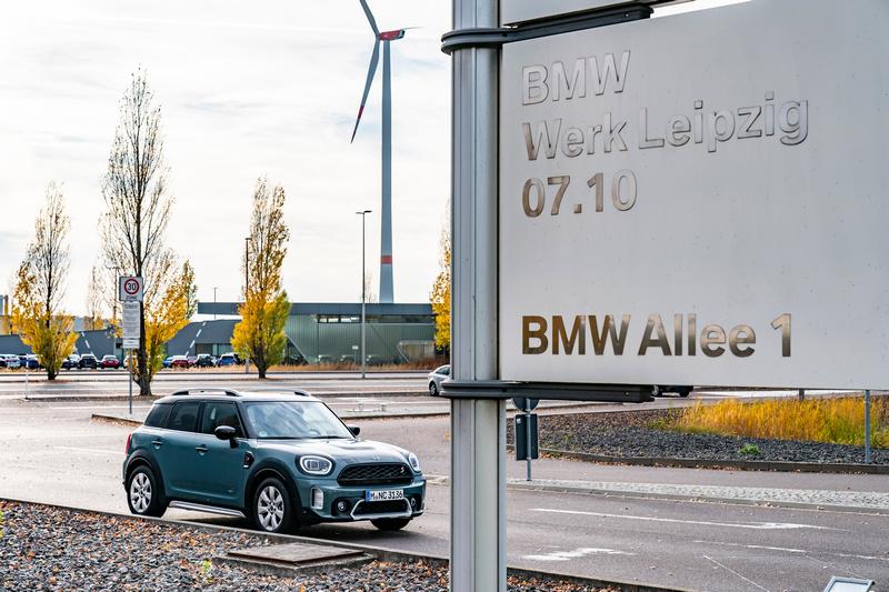 BMW表示新一代Mini Countryman將會在萊比錫工廠生產。