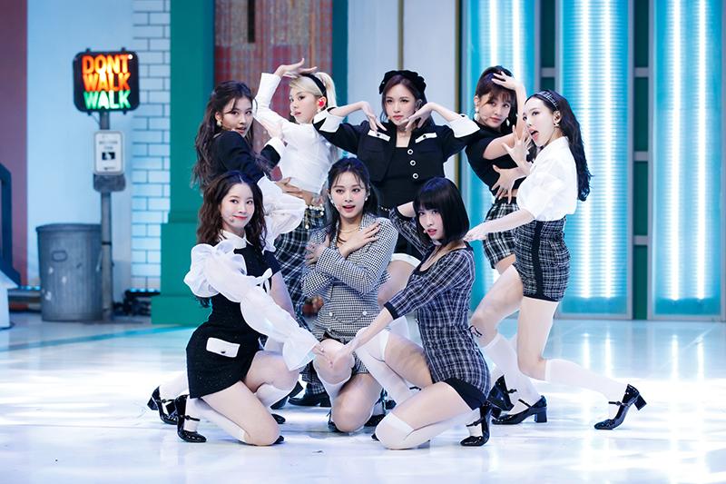 【車勢星聞】 Twice確定出席《2020 MAMA》音樂大獎。(圖:遠傳friDay影音提供)