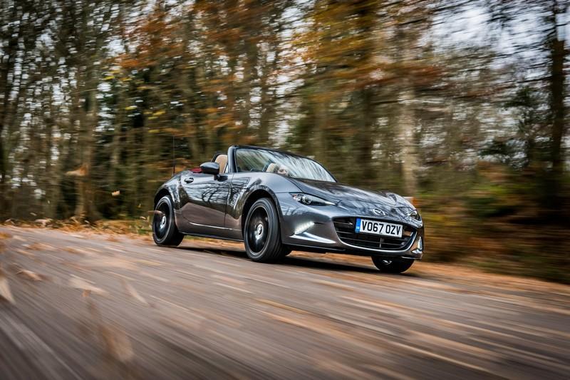 Mazda在消費者報告調查獲得品牌可靠度第一,其中MX-5於品牌中獲得最高分數,第二則為CX-30。