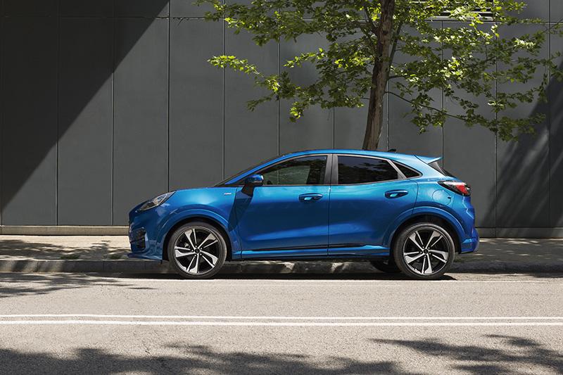 Hyundai即將推出的Bayon,其市場對手會是Puma。