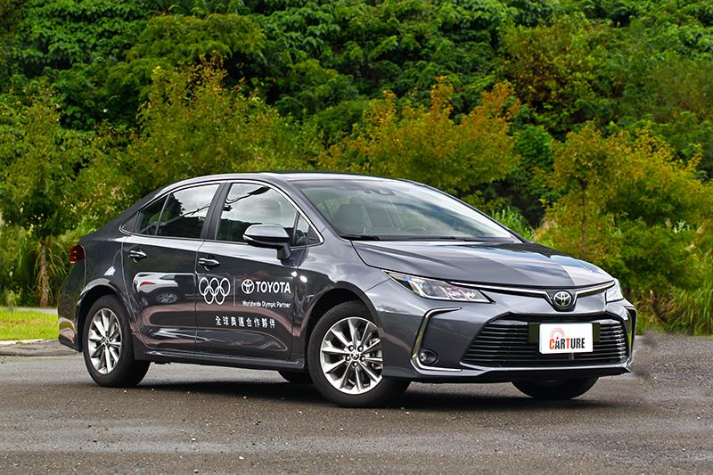 房車設定的Corolla Altis,訂價69.8~90.5萬元。