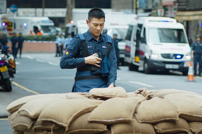 【車勢星聞】電影《拆彈專家2》由劉德華監製及主演。(圖:華映娛樂提供)