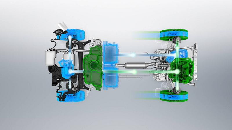 新DS 4除具有諸多先進科技配備,動力系統則是配置225hp輸出的插電式油電。