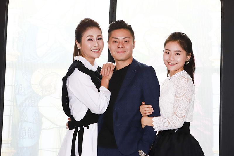 【車勢星聞】梁佑南兒子方璿開餐廳「Church Taipei」成立家族企業。(圖:民視提供)