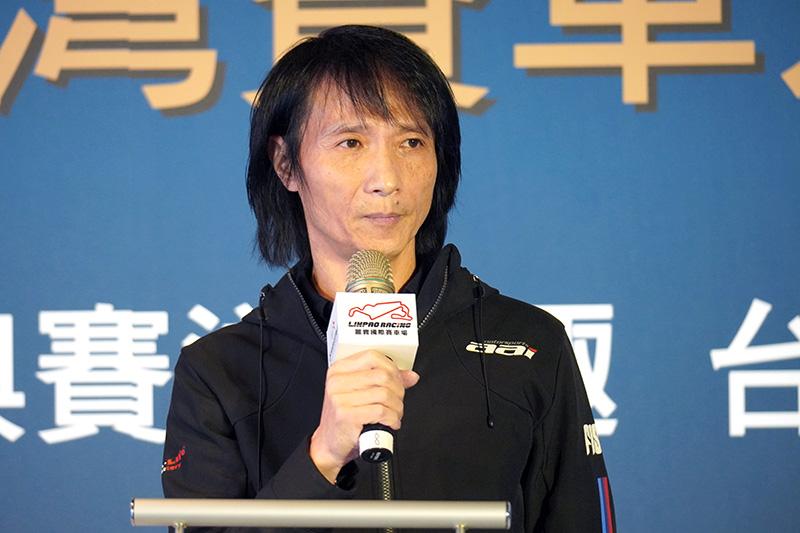 台灣賽車教父之稱的賽車手陳俊杉分享賽車實為汽車產業發展的基礎,藉由極端駕駛能測試出車輛極限,進而推動技術的進步。