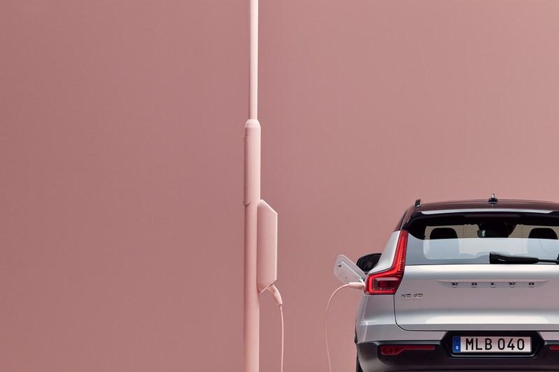 Volvo先前就表示計畫2025年電動車銷量要達50%。
