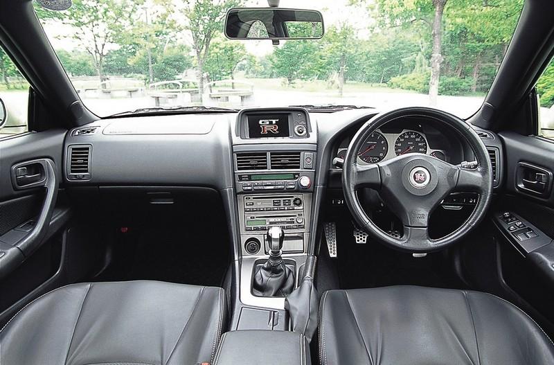 Nissan將提供R32/R33/R34防鏽、座艙與動力系統等修復服務。