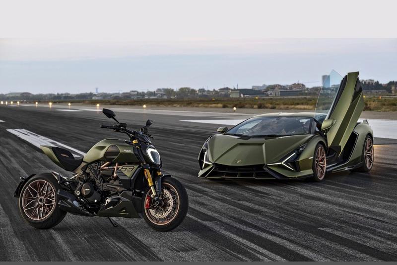 日前Volkswagen內部會議真電動系統制訂2025+計畫,而Lamborghini與Ducati是其中成員。
